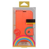 BASEUS Rainbow Case Samsung Galaxy S4 [LTSAI9500-RW07] - Orange - Casing Handphone / Case